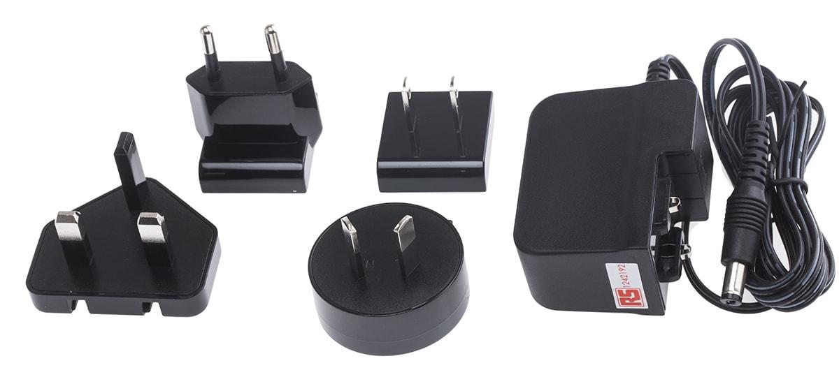 AC/DC Adapter Plugs