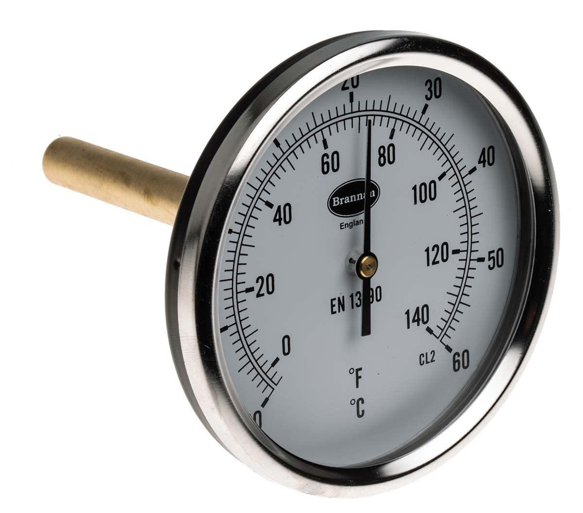 RS Pro Temperature Gauge