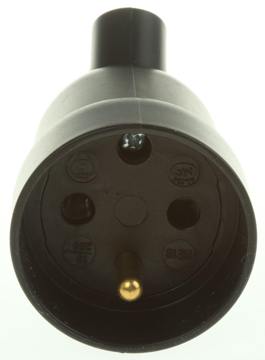 CEE 7/7 Plugs