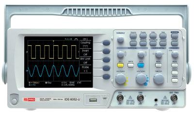 Oscilloscopio RS Pro