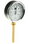 Product image for Vertical thermometer 100mm,-20 to+60degC