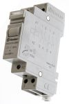 Product image for 16A 2NO step DIN relay, 12Vdc