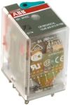 Product image for Pluggable relay 24VDC 4C/O
