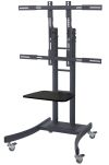 Product image for LCD/TV Mobile Cart, heavy weight (up to