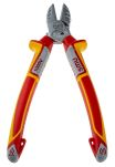 Product image for 2-IN-1 NWS VDE SIDE CUTTERS