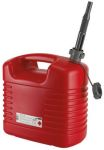 Product image for Pressol Red HDPE Petrol Jerrycan 20 Ltr