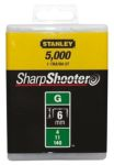 Product image for 6MM HEAVY DUTY STAPLES 5000