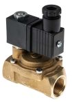 "Product image for Solenoid valve 1/2"" NC 24Vdc"