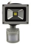 Product image for LED FLOODLIGHT , 800-900LM 10W IP65 PIR