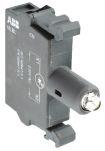 Product image for LAMP BLOCK LED 24V AC/DC WHITE
