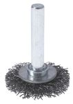 Product image for RS PRO Circular Abrasive Brush, 30mm Diameter