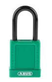 Product image for Green Non Conductive Safety Padlock,Std.
