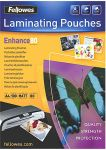 Product image for LAMINITING POUCHES, A4, 80 MICRONS