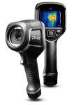 Product image for FLIR E4 Thermal Imaging Camera, Temp Range: -20 → +250 °C 80 x 60pixel Detector Resolution