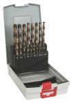 Product image for HSS-Co 19Pc Metal Drill bit set 1-10mm