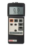 Product image for Conductivity meter w/RS-232 serial link