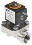 "Product image for 3/8"" 2-way SS Solenoid Valve (8wAC)"