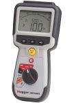 Product image for Megger MIT400 2, Insulation Tester, 1000V, 200GΩ, CAT IV