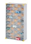 Product image for MULTI-DRAWER METAL COMPACT 90 CABINET (P