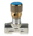 Product image for 3/8in BSP 2 acting flow control valve