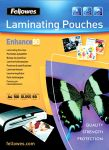 Product image for LAMINITING POUCHES, 80 MICRONS, 100 PACK