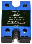 Product image for 10A 4-32VDC ZERO X SSR & LED