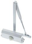 Product image for Briton Silver Fire Door Suitable Door Closer