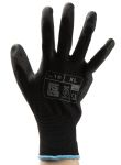 Product image for PU Glove Black XL