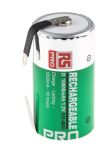 Product image for RS tagged D NiMH cell,1.2V 10000mAh