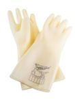 Product image for BM Polyco Electricians Gloves, Brown Electricians Gloves, Size 10