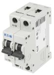 Product image for 2 POLE TYPE S CIRCUIT BREAKER,10KA 10A