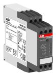 Product image for ABB Temperature Monitoring Relay With DPDT Contacts