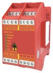 Product image for IDEM 24 V ac/dc Safety Relay -  Dual Channel With 7 Safety Contacts Viper Range with 3 Auxiliary Contact, Compatible