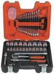 Product image for 40 piece Bahco 1/2in drive socket set