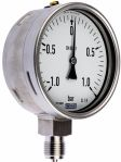 Product image for Vacuum/pressure gauge,-1/0/+1 bar