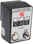 Product image for AC Outlet Analyser with UK Plug