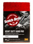 Product image for Scotch-Brite 7440 H/Duty Hand pad Bx20