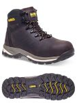 Product image for BROWN SAFETY HIKER STEEL 9