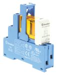 Product image for DPDT relay interface,8A 110Vac coil