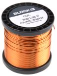 Product image for ENAMELLED COPPER WIRE 1,0MM 500GR