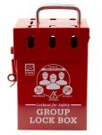 Product image for 7 Lock Group Lock Box