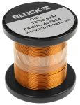 Product image for ENAMELLED COPPER WIRE 0,63MM 100GR