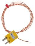 Product image for ANSI K PFA Exposed Junction + MP, 1m