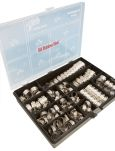 Product image for WORKSHOP PK 304 STAINLESS STEEL 143PC