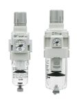 "Product image for Filter Regulator, G1/2"" Port, w/ Set Nut"
