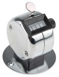 Product image for 4 digit desk mounted tally counter