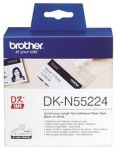 Product image for BROTHER NON ADHESIVE PAPER ROLL 54MM