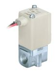 Product image for VDW, Compact Solenoid Valve, 2 Port, M5