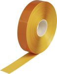 Product image for Brady Yellow Vinyl Lane Marking Tape, 50.8mm x 30.48m