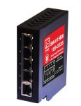 Product image for RS PRO Ethernet Switch, 5 RJ45 port, 5 → 30V dc, 1000Mbit/s Transmission Speed, DIN Rail Mount, 5 Port